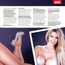 Rachel Burr Zoo Australia Magazine January 2015