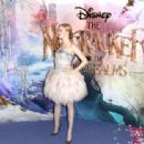 Ellie Bamber – 'The Nutcracker and the Four Realms' Premiere in London - 454 x 312