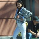 Michelle Rodriguez – Heads to a doctors appointment in Beverly Hills