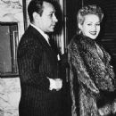 George Raft and Betty Grable