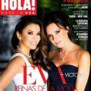 Eva Longoria - Hola! Magazine Cover [United States] (September 2016)