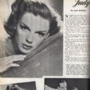 Judy Garland - Silver Screen Magazine Pictorial [United States] (December 1948)