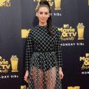 Alison Brie – MTV Movie and TV Awards 2018 in Santa Monica - 454 x 757