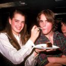 Matt Dillon and Brooke Shields