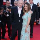 Salma Hayek – Anniversary Soiree at 70th Cannes Film Festival