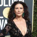 Catherine Zeta-Jones : 75th Annual Golden Globe Awards