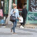 Jennifer Morrison out in Manhattan - 454 x 443