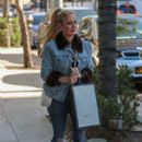 Heidi Montag and Spencer Pratt at Sugarfish in West Hollywood - 454 x 681