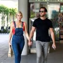 Sophie Monk and Joshua Gross (businessman) - 454 x 584