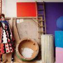 Freja Beha - Vogue Magazine Pictorial [United Kingdom] (September 2014) - 454 x 295