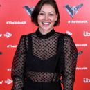 Emma Willis – Pictured at The Voice UK Photocall Series 4 in Manchester - 454 x 700