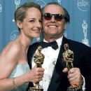 Helen Hunt and Jack Nicholson At The 70th Annual Academy Awards (1998)