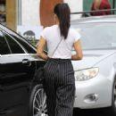 Kourtney Kardashian – Seen Out in West Hollywood - 454 x 644