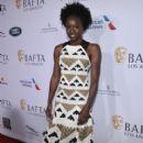 Danai Gurira : The BAFTA Los Angeles Tea Party - 411 x 600