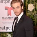 Eugenio Siller- Telemundo NATPE Party Red Carpet Arrivals - 454 x 807