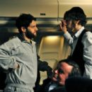 Justin Bartha as Yosef Zimmerman with Jesse Eisenberg as Sam Gold in First Independent Pictures' Holy Rollers. - 454 x 302