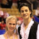 Canadian male ice dancers