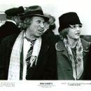 Mel Brooks and Madeline Kahn