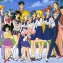 Pretty Soldier Sailor Moon - Sailor Stars (1996) - 454 x 355