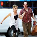 Sarah Michelle Gellar and Jonathan Tucker