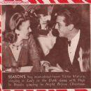 Phyllis Brooks & Victor Mature - 454 x 428