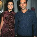 Yasmine Bleeth and Richard Grieco - 356 x 441