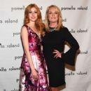Katherine McNamara Pamella Roland Fall Fashion Show 2016 In New York
