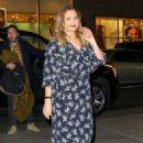 Drew Barrymore in Long Dress – Shopping in NY - 454 x 681