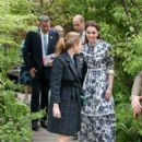 The Duke And Duchess Of Cambridge : RHS Chelsea Flower Show 2019 - Press Day