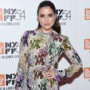 Adriana Ugarte- 54th New York Film Festival - 'Julieta' - 399 x 600