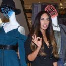 Megan Fox – Liverpool Fashion Fest in Mexico - 454 x 303