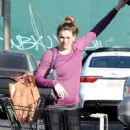 Danielle Panabaker – Shopping candids in Hollywood - 454 x 761