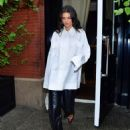 Kendall Jenner – Outside her hotel in NYC