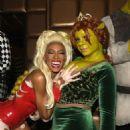 Winnie Harlow – Heidi Klum's 19th Annual Halloween Party in NYC - 454 x 681