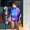 Addison Rae – Shopping candids in Beverly Hills