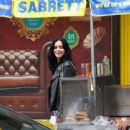 Krysten Ritter and Rachael Taylor – Filming 'Jessica Jones' set in Manhattan - 454 x 417