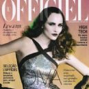 Fernanda Tavares - L'Officiel Magazine Pictorial [Brazil] (May 2008)