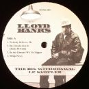 Lloyd Banks - The Big Withdrawal LP Sampler