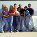 Original Cast of Beverly Hills 90210 (1990) - 445 x 360
