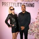 Paris Hilton – PrettyLittleThing X Kelly Gale in Los Angeles