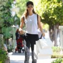 Stacy Keibler is spotted out shopping in West Hollywood, California on March 27, 2017 - 435 x 600