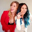 Sasha Pieterse and Janel Parrish of ABC's 'Pretty Little Liars: The Perfectionists' pose for a portrait during the 2019 Winter TCA Getty Images Portrait Studio at The Langham Huntington, Pasadena on February 5, 2019 in Pasadena, California - 454 x 365