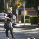 Amber Heard – Seen Out in Los Angeles