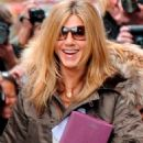 "Jennifer Aniston - On The Set Of ""The Baster"" In New York City, 30. 3. 2009."