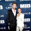 Elsa Pataky and Chris Hemsworth-  World Premiere Of 'Men In Black International'