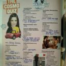 Ashley Greene is on the cover of the August issue of Cosmopolitan
