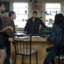 Marie Avgeropoulos as Sandra Lowe in Dead Rising: Endgam - 454 x 303