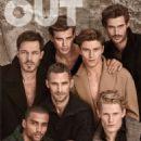 Oliver Cheshire - Out Magazine Cover [United States] (November 2015)