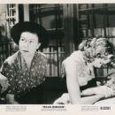 Titles: Rear Window People: Grace Kelly, James Stewart, Wendell Corey, Thelma Ritter - 454 x 362