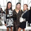 Brittany Snow – Raisavanessa show at New York Fashion Week 2019